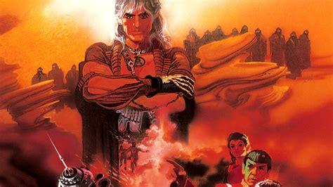 Star Trek Ii Wrath Khan 1982 Blu Ray Review The Wrath Of Khan Remains Star Trek S Top Triumph We Live Entertainment