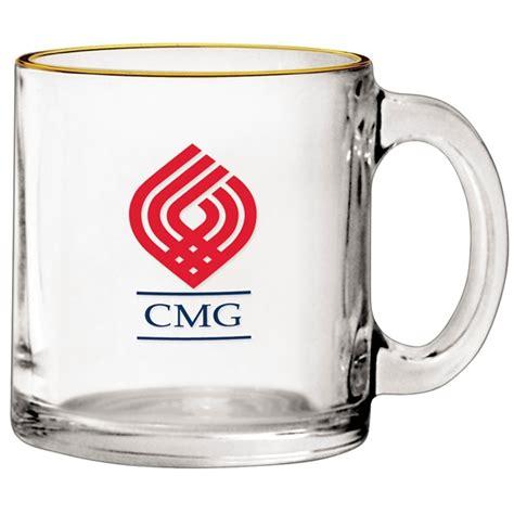clear coffee mug promotional 13 oz clear glass coffee mug customized 13 oz clear glass coffee mug