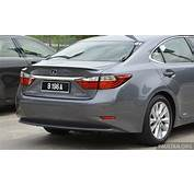 DRIVEN 2013 Lexus ES 250 And 300h Sampled Paul Tan