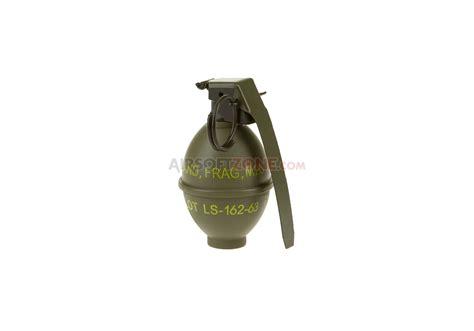 Dummy Replika M26 Frag Grenade m26 dummy grenade pirate arms dummy grenades airsoft grenades other guns