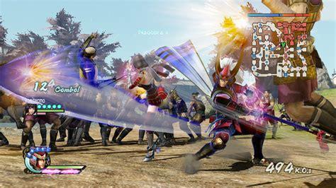 Samurai Warriors 4 Ii Samurai Warriors 4 Ii Pc review samurai warriors 4 ii oprainfall