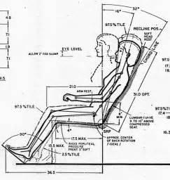 hip angle knee angle support seating chair