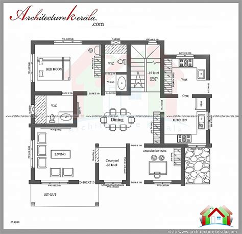 3 feet plan house plan lovely 1000 square foot 3 bedroom house pla