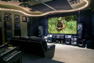 custom home theater audio surround sound hdtv