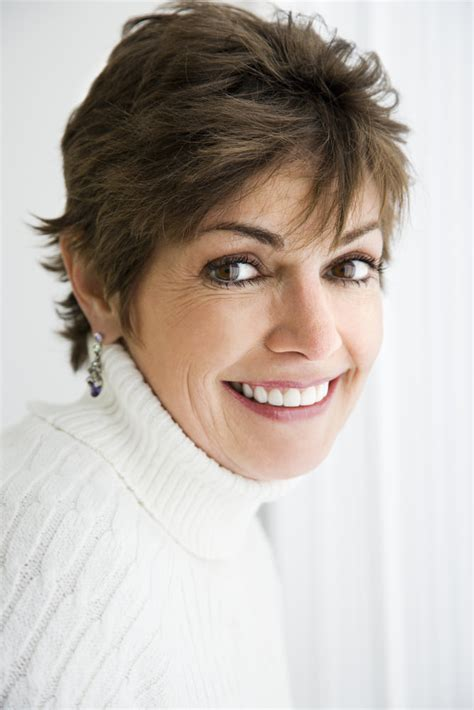 short hairstyles for the over50s short haircuts for women over 50 to inspire your next look