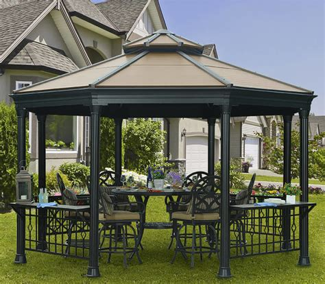 gazebo steel 34 metal gazebo ideas to enhance your yard and garden with