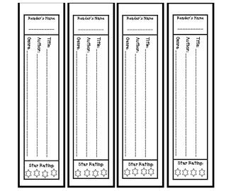 Docs Library Card Spine Template by Book Spine Printable By B Alarcon Teachers Pay Teachers