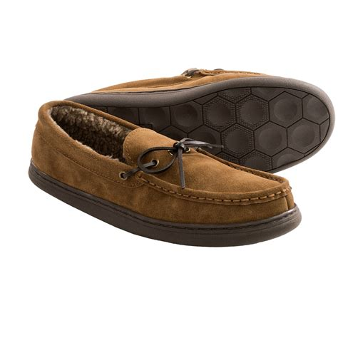 puppies n hush puppies northern oak suede slippers for save 38