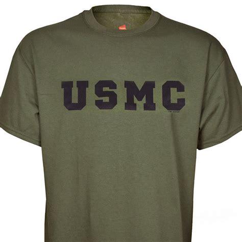 Usmc Tshirt usmc od green t shirt