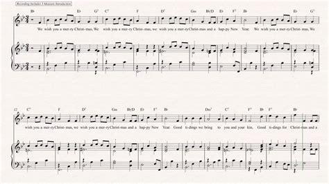 violin     merry christmas christmas sheet  chords vocals youtube