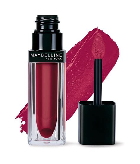 Maybelline Power Matte maybelline color senstational velvet matte power
