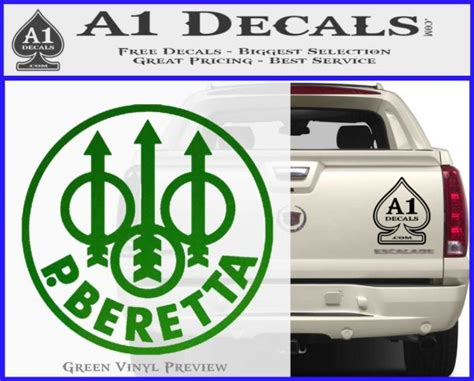 Kaos Fb Logo 1 Cr Oceanseven beretta retro cr decal sticker 187 a1 decals