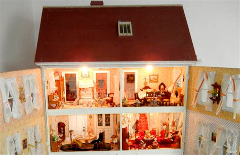my doll house baka antique dollhouse doll vogue