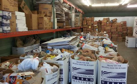Guilford County Food Pantry by Food Drive Update 50 438 Pounds And Counting