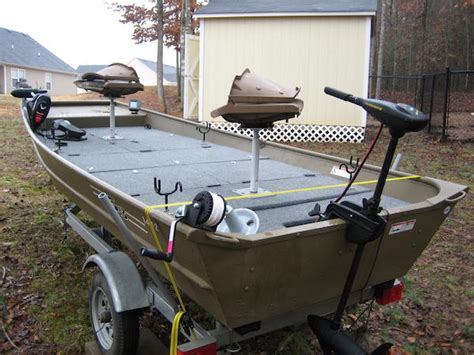 fishing deck jon boat 10 decked out jon boats you ll want for yourself