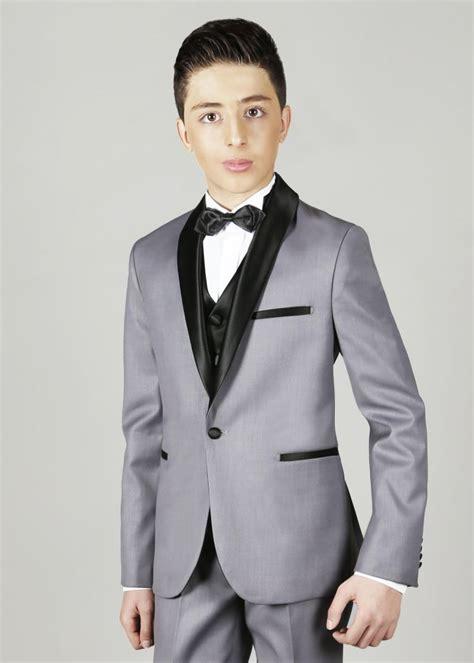 Costume Enfant Costume de cérémonie pour garçon Costume Enfant Mariage chaussure cravate