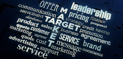 Mba Marketing Terms by Integrating Marketing Strategy With Sales Strategy Kexino
