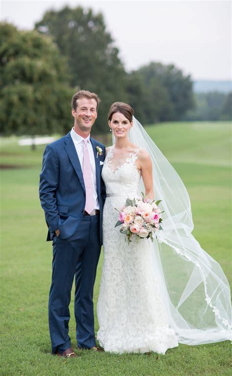 Wedding Announcement Richmond Va by Elizabeth Robinson Andrew Crowley Weddings