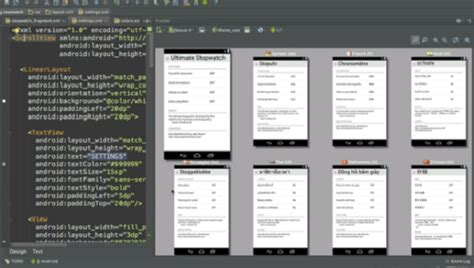 layout android studio html android studio download techtudo