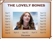 the lovely bones series 1 smartboard lessons for