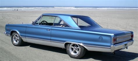 Click here to read about the muscle car that got away