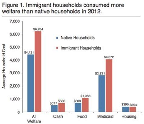 cashing in: illegal immigrants get more welfare than