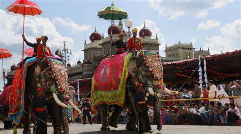 history of celebration dussehra celebration in karnataka history of mysore