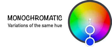 monochromatic color schemes are oh so sophisticated use color psychology an enormous guide