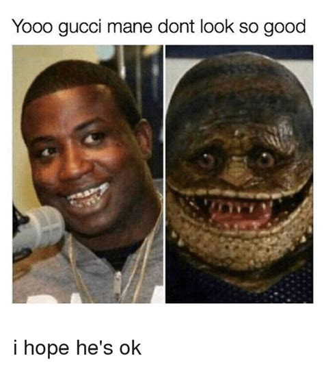 Gucci Mane Memes - 25 best memes about don t look don t look memes
