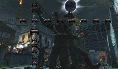 ps3 themes black ops zombies th 232 me zombies black ops jeux jvl