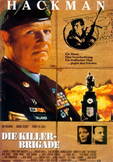 Plakat Filmu Kiler by Filmplakat Killer Brigade Die 1989 Filmposter Archiv
