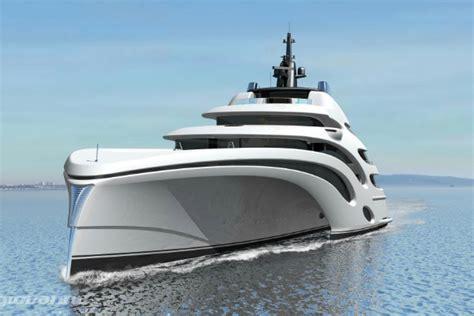 trimaran luxury yacht gorgeous trimaran superyacht luxury topics luxury portal
