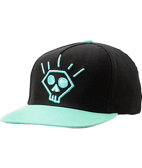 Exclusive Snapback Brixton Supply Baby Blue supply co skull black blue snapback hat at zumiez pdp