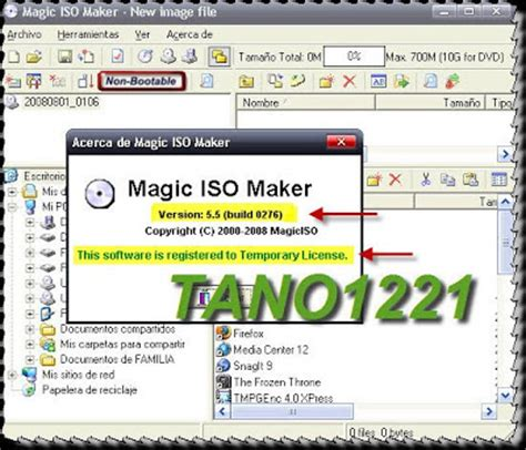 download full version of magic iso maker magiciso maker 5 5 serial