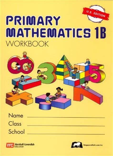 Gasing Mathematics 1a 6b primary mathematics 1b workbook association for contextual behavioral science