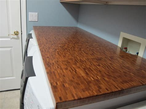 Plywood Countertop Finish by Plywood Countertop Gallery Of Bamboo Countertop With