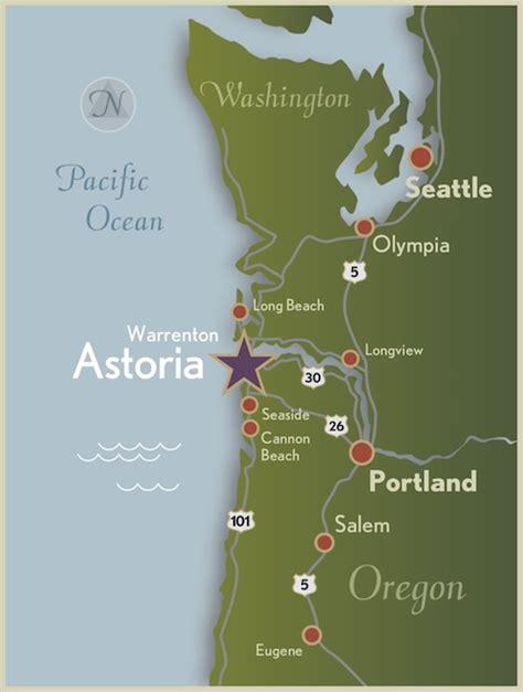 astoria oregon map what to do in astoria oregon travel astoria warrenton
