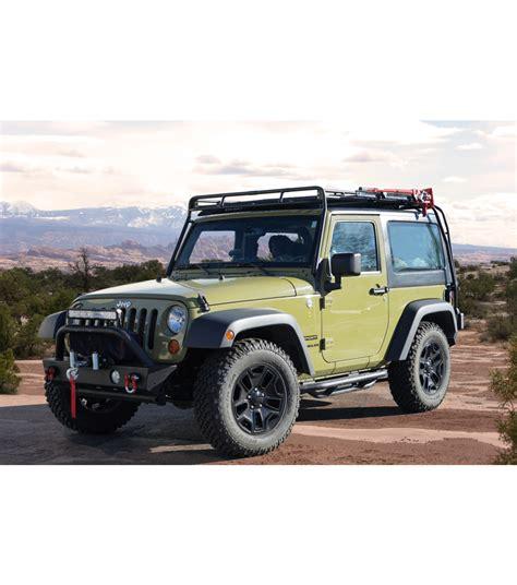 gobi jeep jeep jk 2door 183 stealth rack 183 multi light setup gobi racks