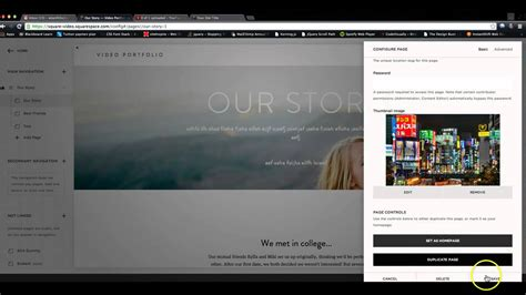 Squarespace Banner Background Images Youtube Squarespace Alex Template