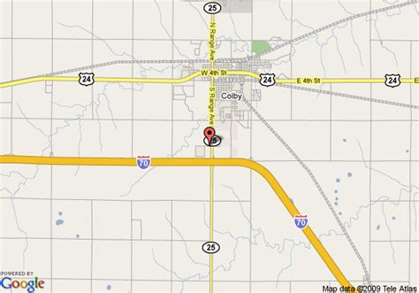 Comfort Inn Colby Map Of Super 8 Motel Colby Colby