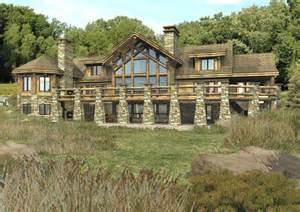 jackson ii log homes cabins and log home floor plans