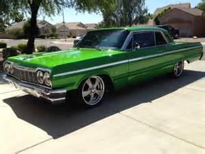 64 impala ss parts 1964 chevy impala ss restomod 475ci 4 speed for sale