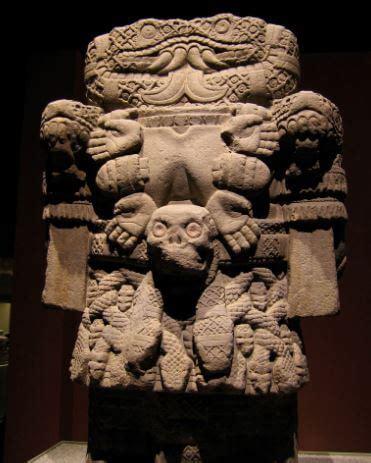 imagenes de esculturas mayas famosas escultura azteca caracter 237 sticas s 237 mbolos e im 225 genes