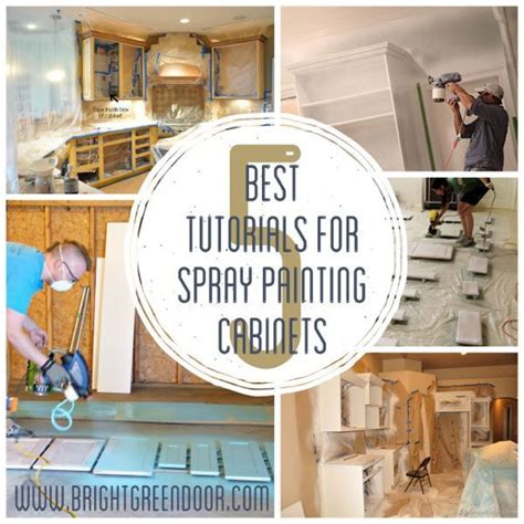 best paint sprayer for cabinets and furniture best 20 spray paint cabinets ideas on diy