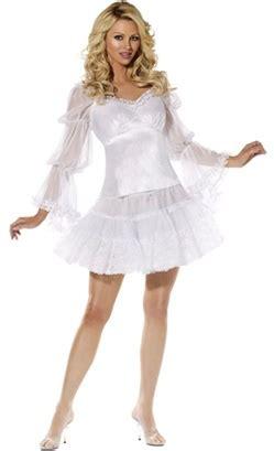 Blouse Covenan 2 puff sleeve white blouse