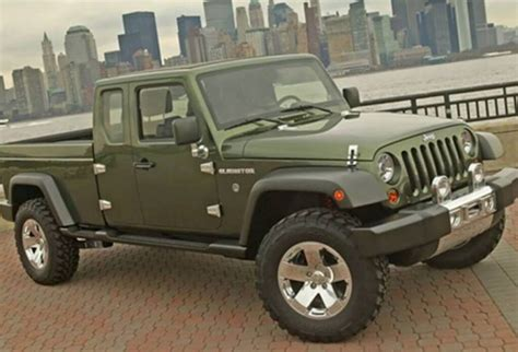 Jeep Gladiator 2016 Release Date 2017 2018 Best Car Reviews On New Jeep