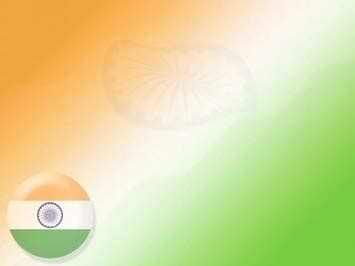 India Flag 11 Powerpoint Templates India Powerpoint Template