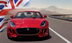 What Country Is Jaguar Made In Ten Of The Best Cars Made In Britain Daily Mail