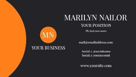 Business Card Design Wizard