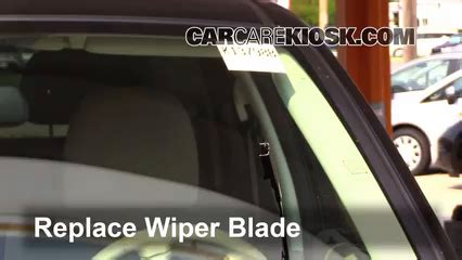 front wiper blade change ford escape 2005 2012 2008 ford escape xlt 3 0l v6 front wiper blade change ford escape 2005 2012 2011 ford escape xlt 2 5l 4 cyl